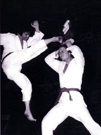 Großmeister Song, Chan-Ho 9. Dan
